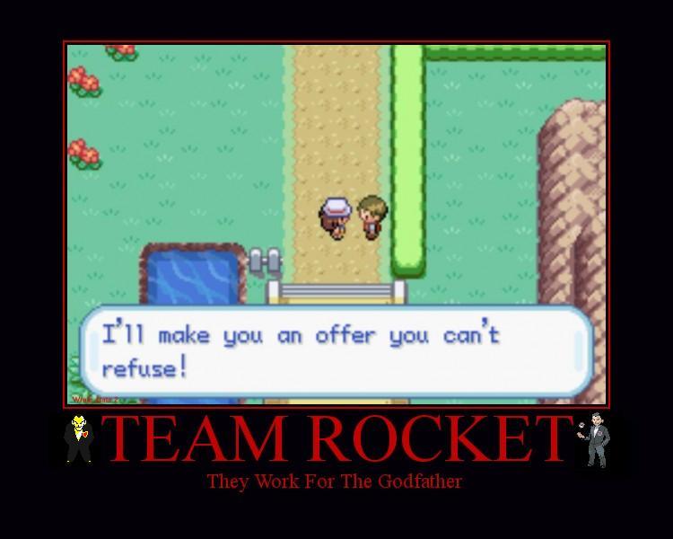 Team Rocket Godfather by MasterDBater