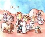 Star Wars by Gigei