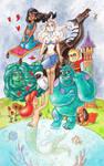 Disney - Dream by Gigei