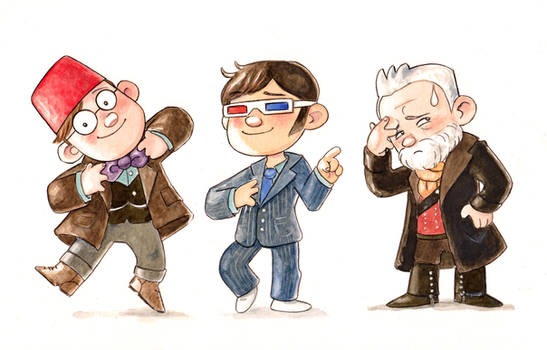 Doctor Who Midlife Crisis