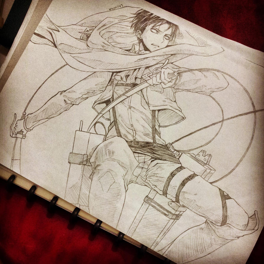 Levi by yujin147