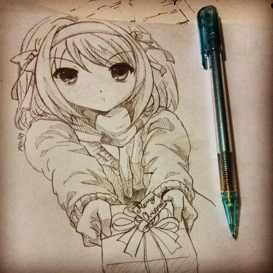 [تصویر:  haruhi_suzumiya_wip_by_yujin147-d77cb8r.jpg]