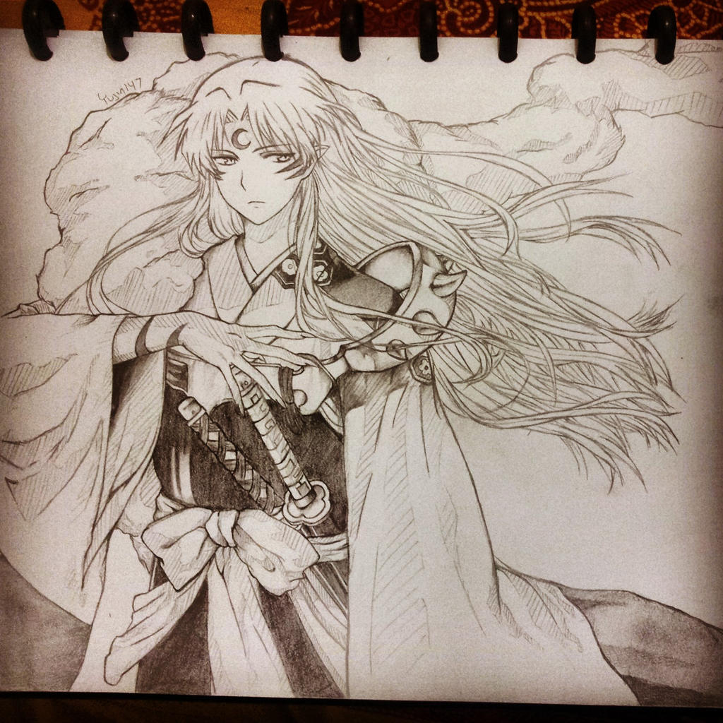 Sesshomaru by yujin147