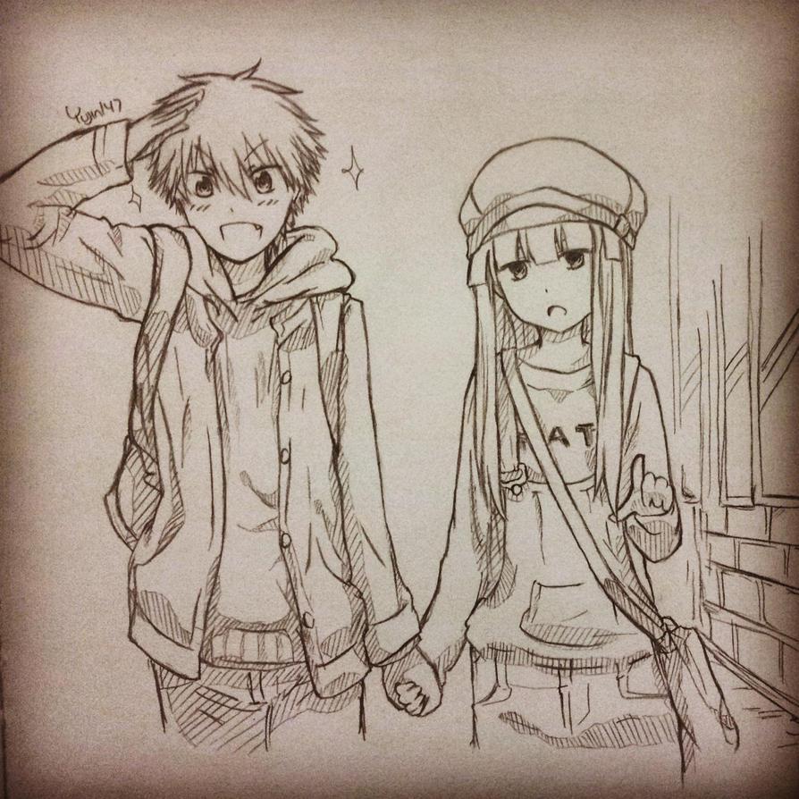 Siblings by yujin147