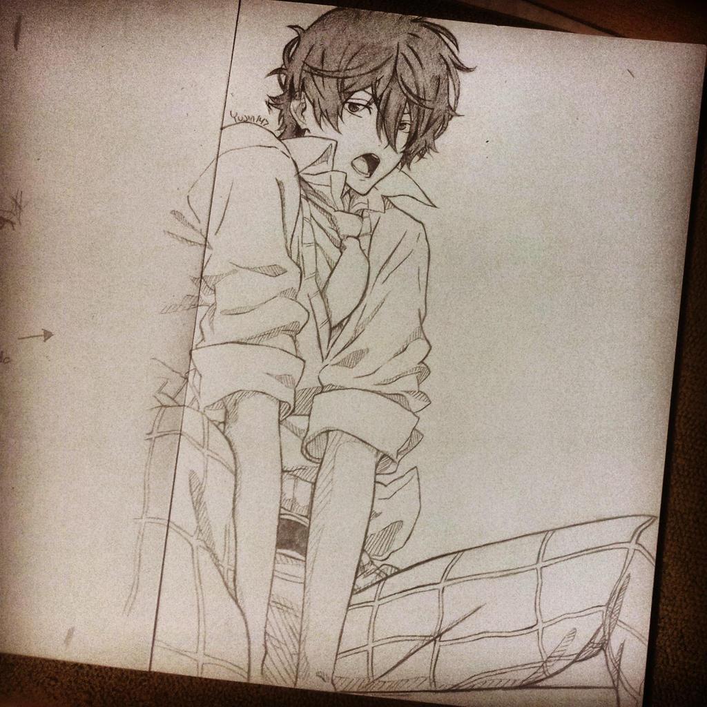 Haru Yoshida by yujin147