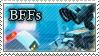 WALL-E Stamp: BFFs