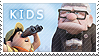 Up Stamp: Kids
