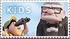 Up Stamp: Kids