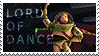 Toy Story Stamp: Lord of Dance