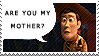 Toy Story Stamp: R U My Mom?