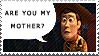 Toy Story Stamp: R U My Mom? by XxoOjunefoxOoxX