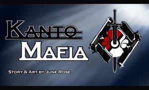 KantoMafia - Comic Logo -NEW CHAPTERS-