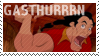 Disney Stamp: GASTHURRRN by XxoOjunefoxOoxX