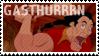 Disney Stamp: GASTHURRRN by XxoOjunefoxOoxX