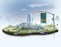 IBM Natro City