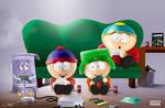 South Park n Halo