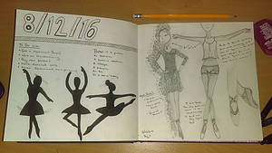 8 December 2016 - Ballet