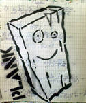 look plank you're on DA