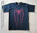 Spider-Man: Red on Black