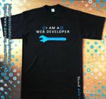 I am a web developer.
