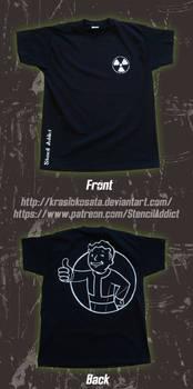 Fallout Guy T-Shirt