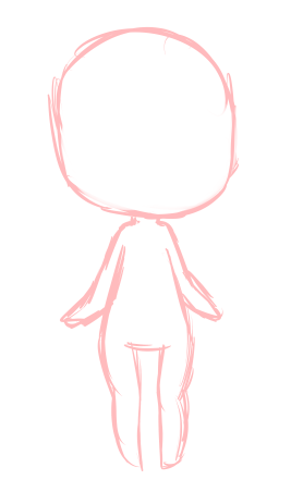 Chibi Outline by amy1005 on DeviantArt