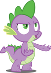 Spike Y U NO?