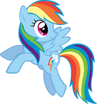 Rainbow Dash Preview