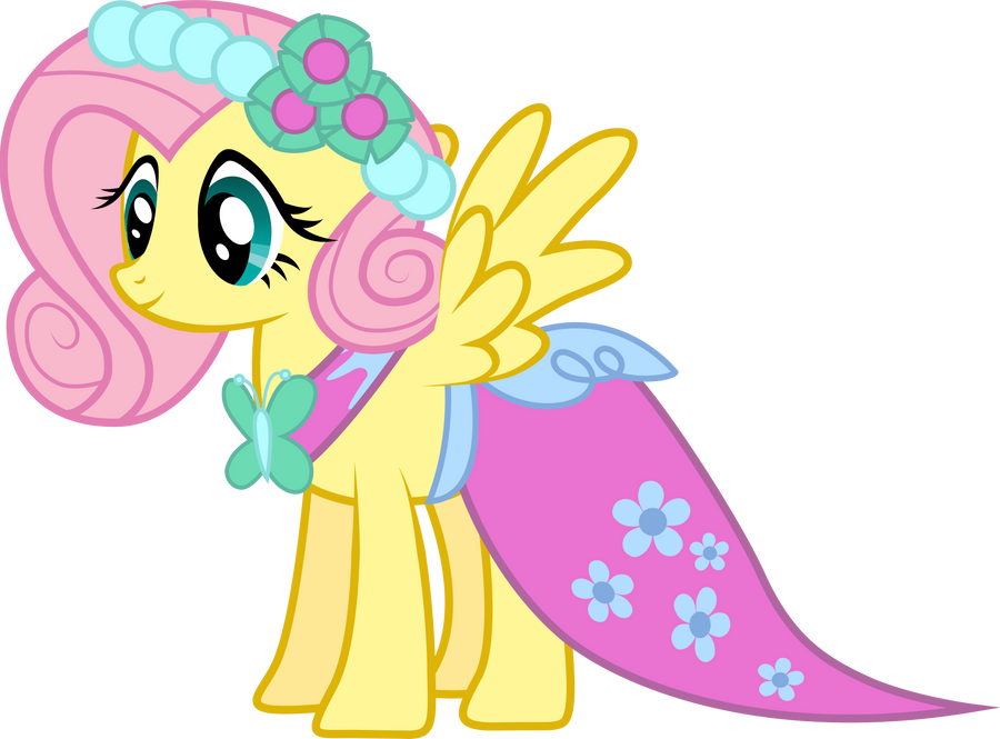 Bridal Fluttershy
