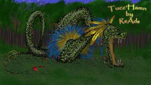 Thunka the Marked - Draco