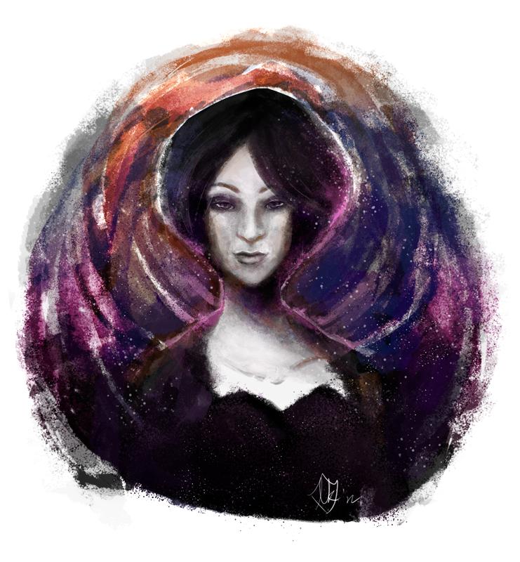 Lady Hue by renKa002