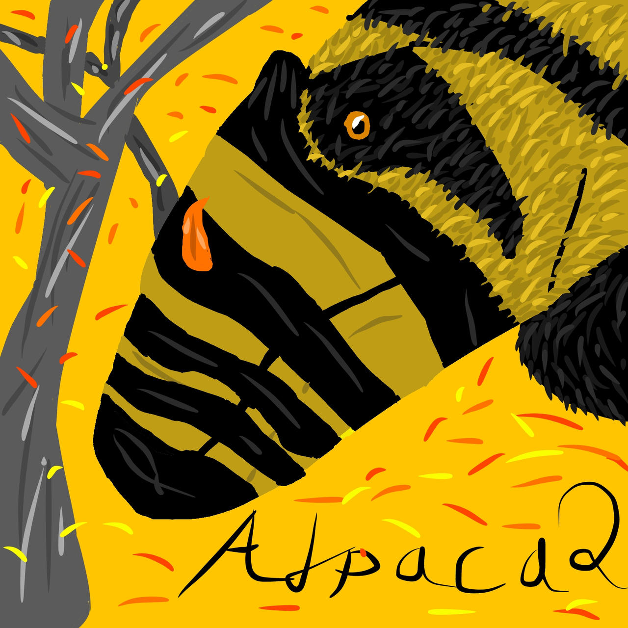 Acrocanthosaurus by alpaca2
