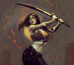 Sword Blossom