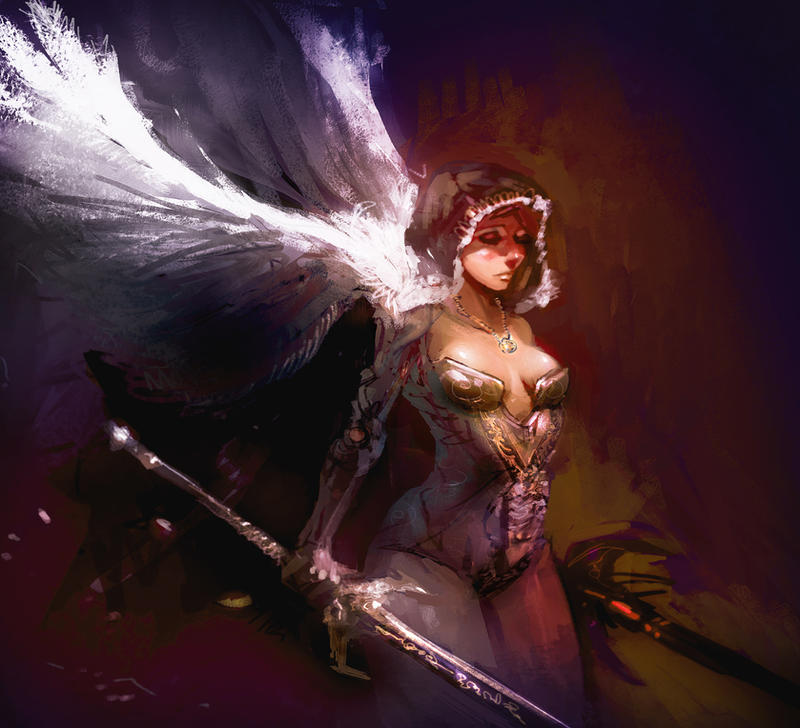 Angel by hungerartist