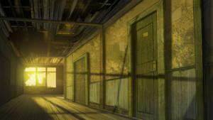 Electric City- Abandoned Hallway