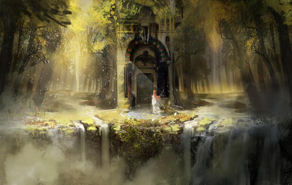 Forgotten Realm by hungerartist