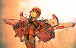 Jetpack Girl