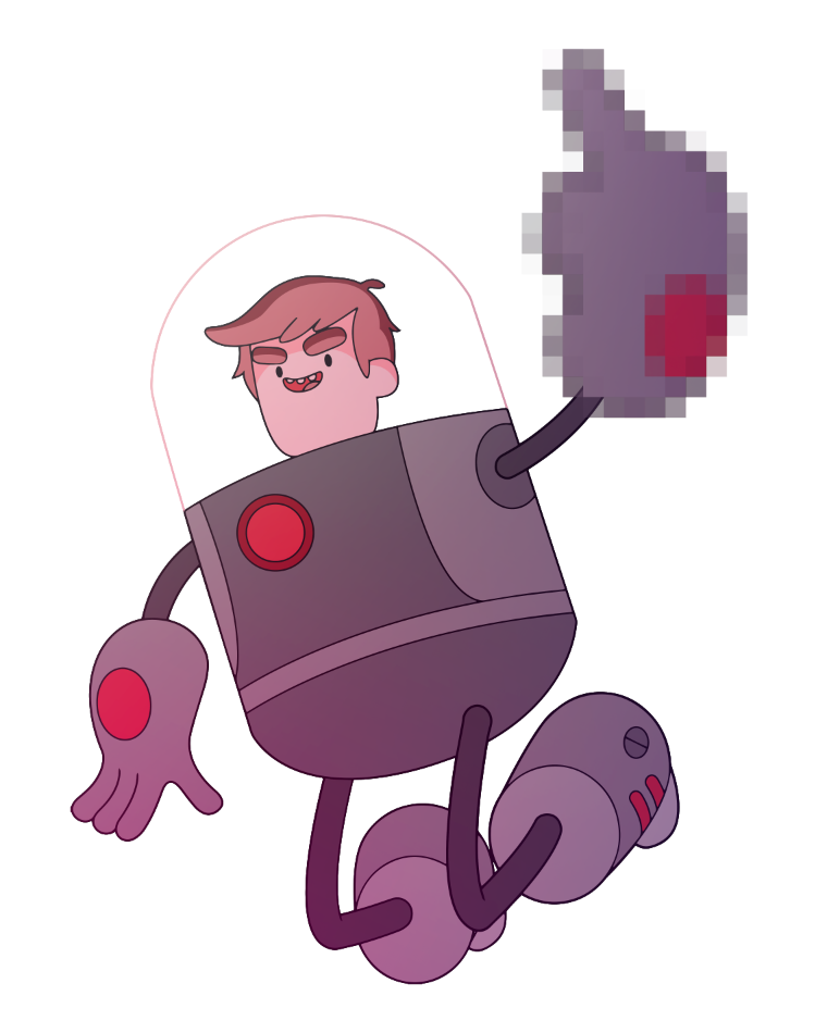 Danny Vasquez Bravest Warriors by MissleMan
