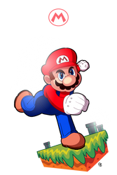 Mario-01 by MissleMan