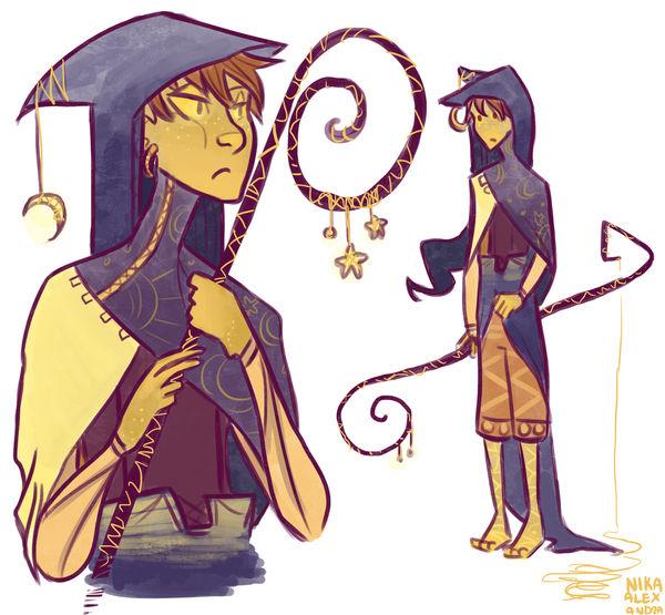Sandman Doodles