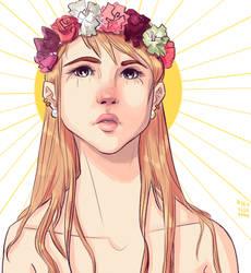 Marigold by nikaalexandra