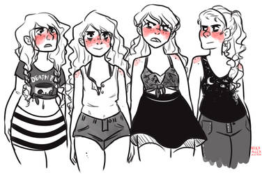 Outfits p3 by nikaalexandra