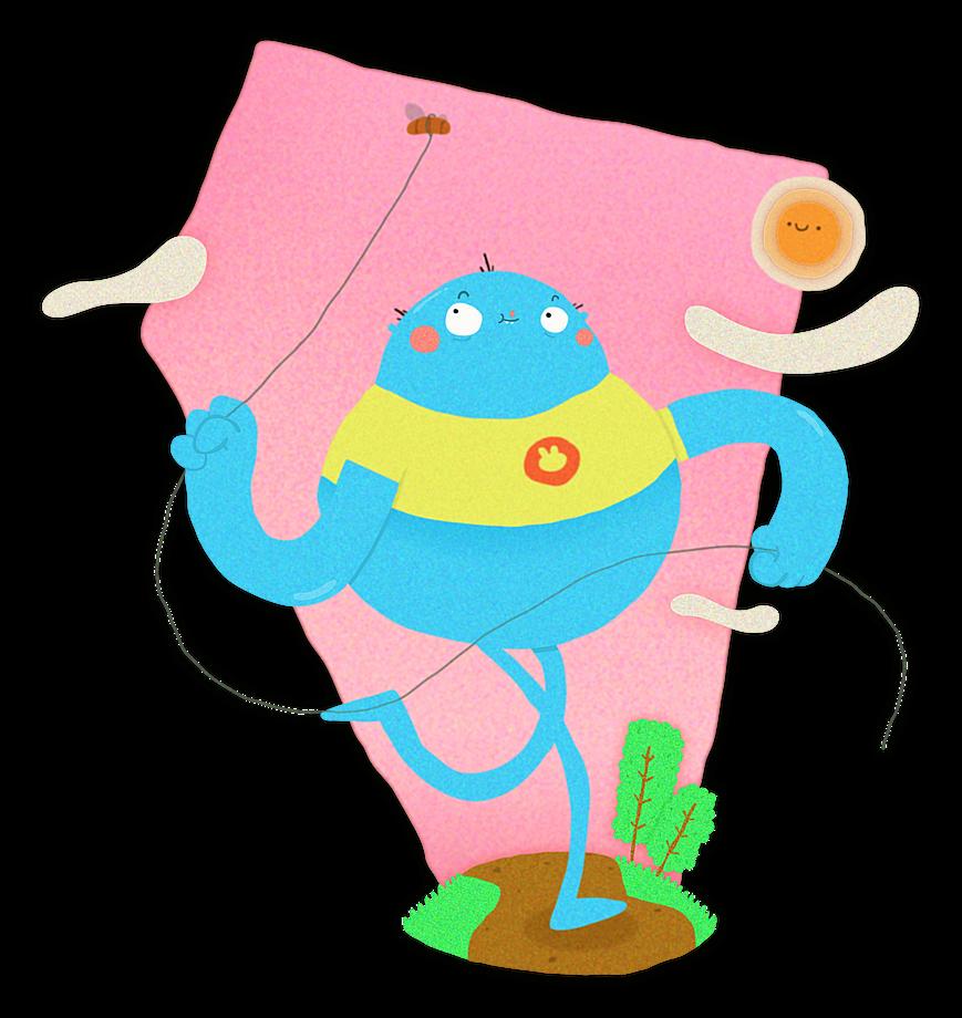 mascota mosca by WarholFan