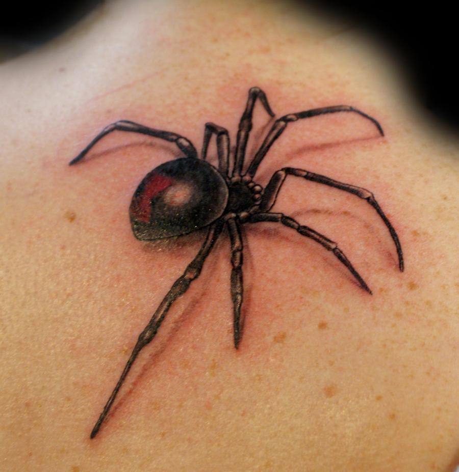 Spider by Uken