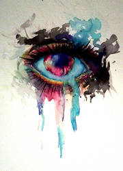 Eye candy gaze