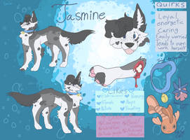 Jazzy Reference Sheet