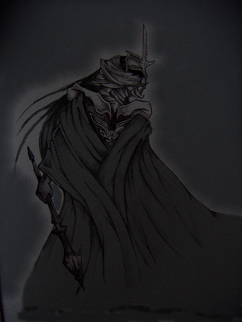 Sauron by Habladibobo
