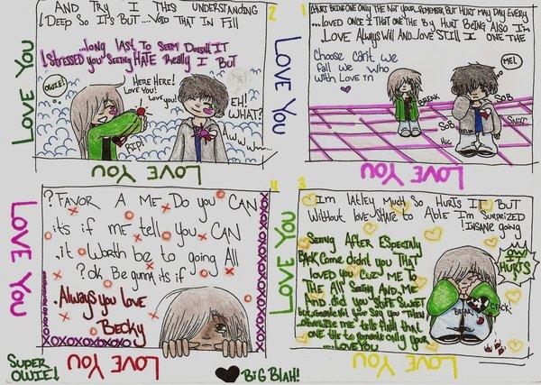 Old Love Letternever Sent By ZuzuCovert On DeviantART