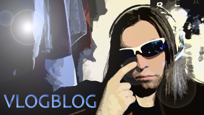 Two Categories - Vlogblog :: Video Thumbnail by Ichnieveris