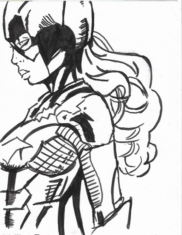 Batgirl by 00ShadowGirl00